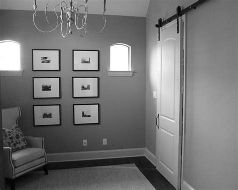 gray interior paint master bedroom wall color ideas with dark wood floors