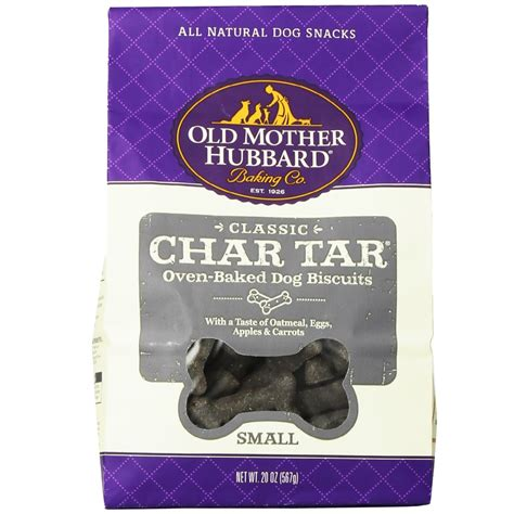 hubbard treats hubbard char tar biscuits small 20 oz entirelypets