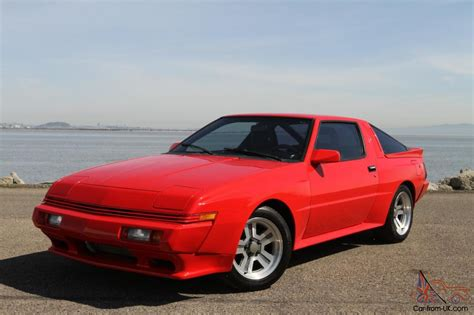 Like Mitsubishi Starion Dodge
