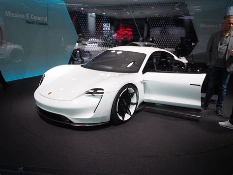 porsche fighter porsche mission e porsche s tesla fighter