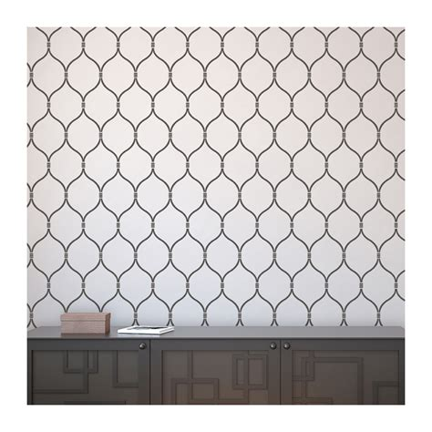 trellis pattern frame wall stencil lattice trellis quatrefoil pattern azure set