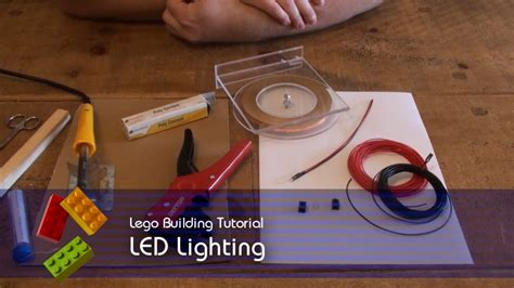 Lego Led Tutorial | lego tutorial led lighting youtube