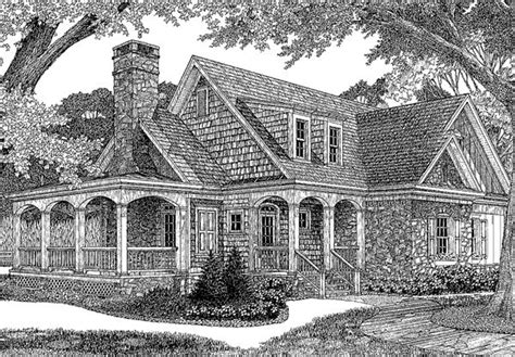 southern living architects lockwood place caldwell cline architects southern living house plans house plans