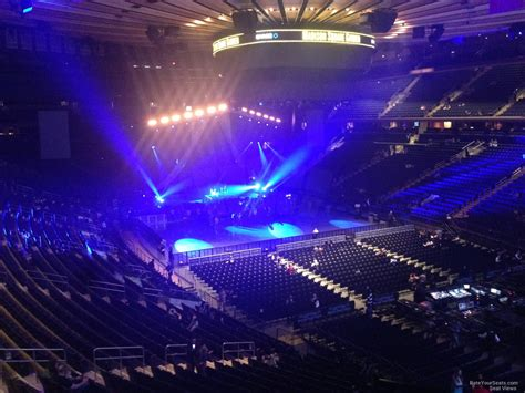section 200 madison square garden madison square garden section 201 concert seating