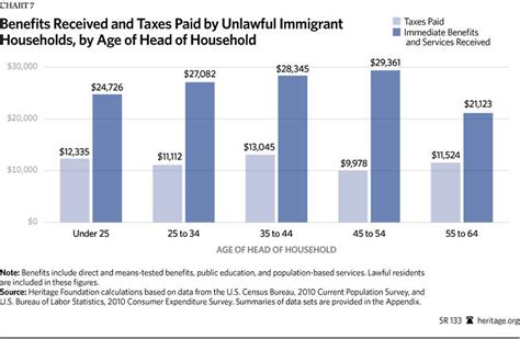 housing assistance for undocumented immigrants the fiscal cost of unlawful immigrants and amnesty to the