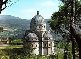 s della consolazione church of santa della consolazione church in umbria