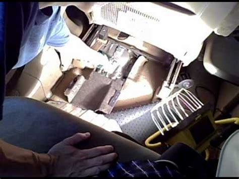 2003 honda crv parking brake (hand brake, e brake