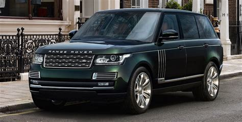 expensive range rover most expensive range rover in the alux com