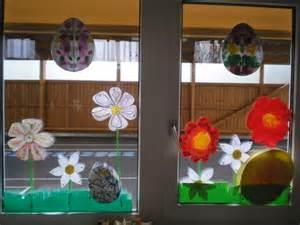 d 233 coration de printemps vie 224 la maternelle