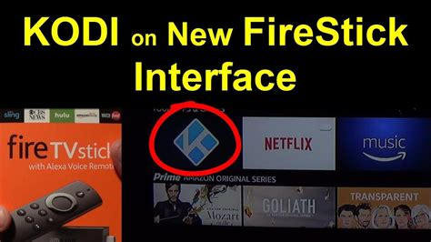 how to install kodi on firestick the 2018 step by step for every beginner to install kodi on firestick jailbreak firestick tips and tricks amazing add ons and more books kodi on new firestick 2017 interface new interface