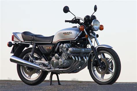 Honda Motorrad 6 Zylinder by Honda Cbx