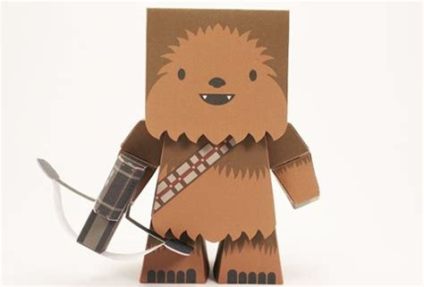 How To Make An Origami Chewbacca - origami chewbacca origami chewbacca paper tutorial origami