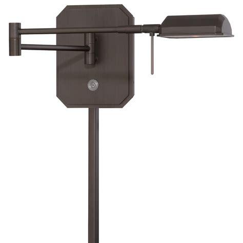 Bronze Swing Arm L by Minka Copper Bronze Swing Arm L P4348 647