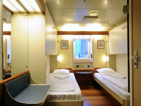 Cabin Comfort by Stena Vision Cabins Onboard The Ferry