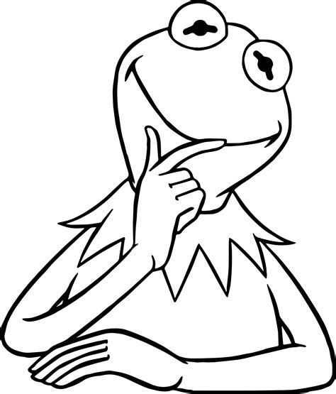 happy frog coloring page printable coloring page funny frog amphibians the