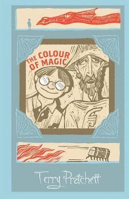 the colour of magic 1473205328 the colour of magic discworld the unseen university collection terry pratchett 9781473205321