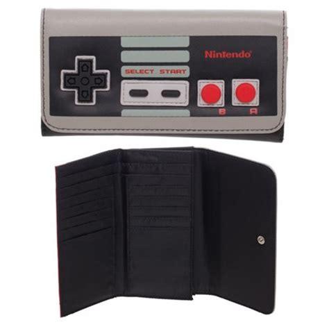 Nintendo Controller Wallet by Nintendo Controller Flap Wallet Bioworld Nintendo
