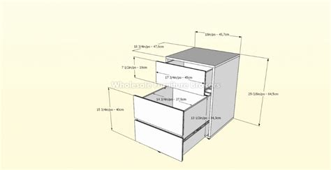 file cabinet ideas 2 and 4 hon drawer comics storage