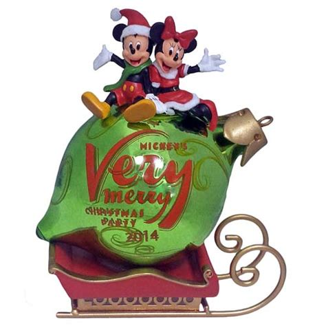 your wdw store disney holiday ornament mickey s very