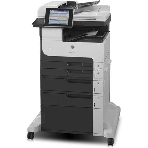 Printer Laserjet A3 Mono hp laserjet enterprise m725f a3 mono multifunction printer
