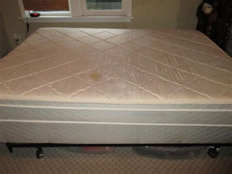 queen size bed mattress and box spring queen size mattress box spring and bed frame victoria city victoria