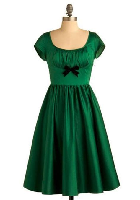 green dress for christmas fashion inspiration pinterest