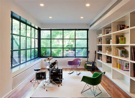 Living Room Color Ideas For Small Spaces 15 home music rooms and studios design ideas with pictures
