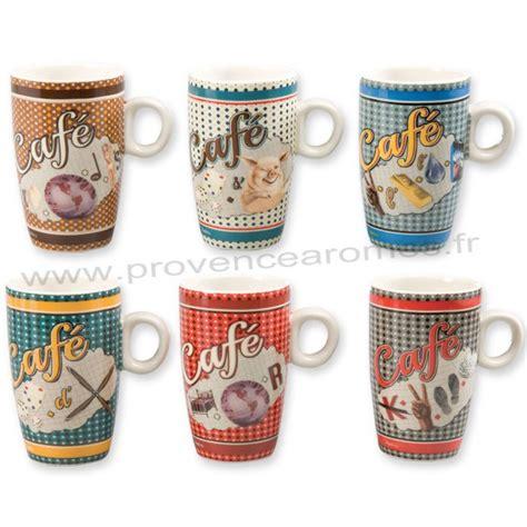 cafe rebus 6 tasses 224 caf 233 r 201 natives d 233 co r 233 tro vintage