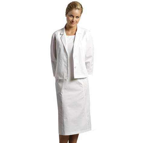 Dress With Jacket white cross s sleeveless embroidered dress with jacket