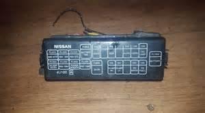 4u100 fuse box nissan almera tino 2001 1 8l new and used car parts auto parts shipping