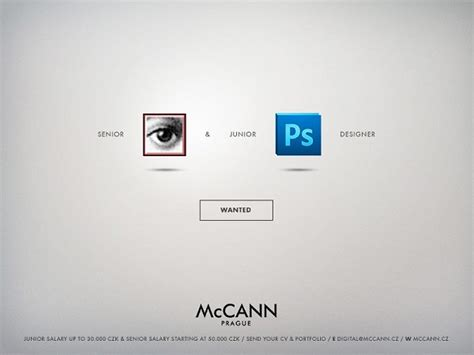 design wanted instagram ad agency s job ads creatively use graphic design symbols