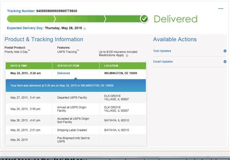 Usps Racking by Solved Can Usps Tracking Delivered Status Guarantee The S