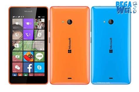 Microsoft Lumia Spesifikasi harga microsoft lumia 540 dual dan spesifikasi begawei