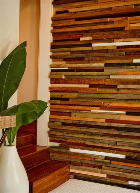 Dã Coration Murale Bois Une D 233 Coration En Bois Pour Le Mur Archzine Fr