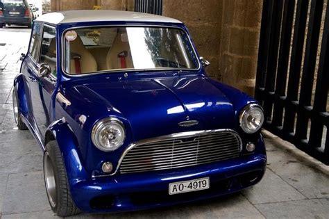 Mini Cooper Mc03 Black Blue B 110 best blue classic minis images on classic