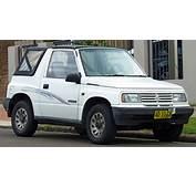 Suzuki Escudo  Tractor &amp Construction Plant Wiki The