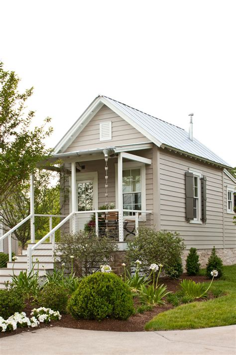 garden cottage southern living house plans 21 tiny houses southern living