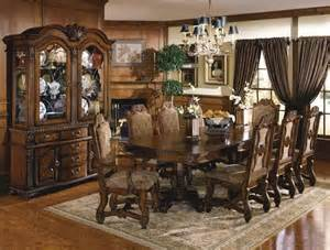 Traditional Dining Room Sets by Gfd Neo Renaissance 9 Piece Traditional Dining Room Set