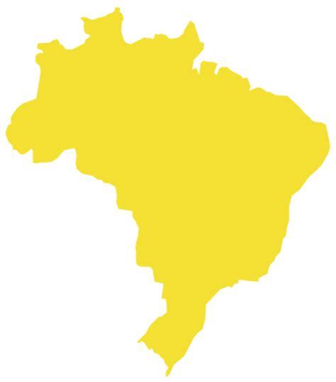 geo map south america brazil