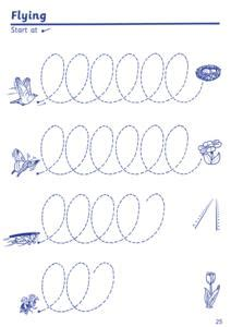 pattern of writing date images images simple patterns for developing drawing and