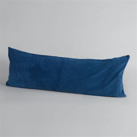 light blue body pillow cover plush body pillow covers ocean blue shop your way