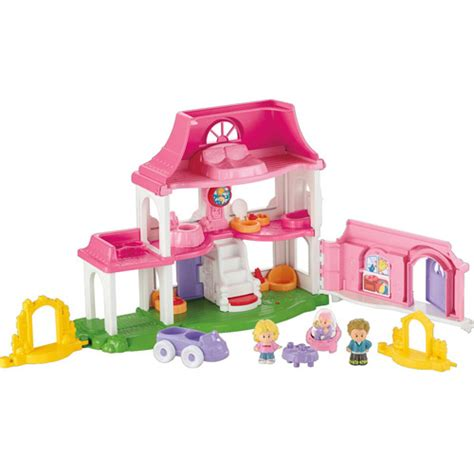 fisher price happy sounds home play set