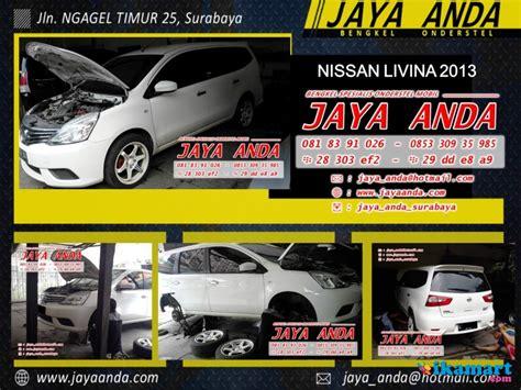 Shockbreaker Mobil Nissan Livina bengkel onderstel nissan di surabaya jaya anda bengkel