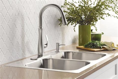 how to install a dual mount kitchen sink install options kohler eventide dual mount sink