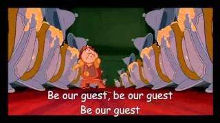 be our guest mp3 download beauty and the beast beauty and the beast be our guest high quality view