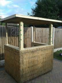 Pallet outdoor bar pallet furniture