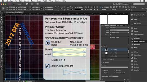 Indesign Insider Training Interactive Pdfs Interactive Pdf Templates Indesign