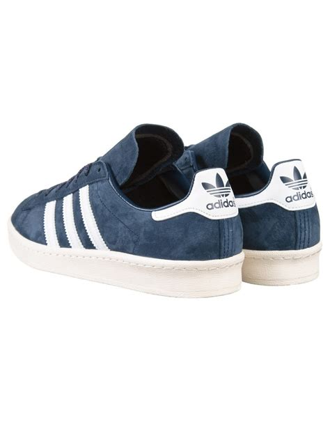 adidas originals cus 80s japan vintage shoes blue trainers from iconsume uk