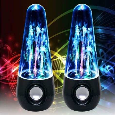 bluetooth light up water speakers bluetooth water speaker with led lights buy portable