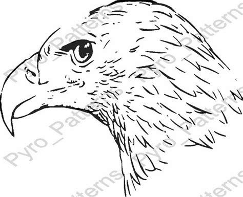pyrography templates free pyrography wood burning bald eagle bird pattern printable